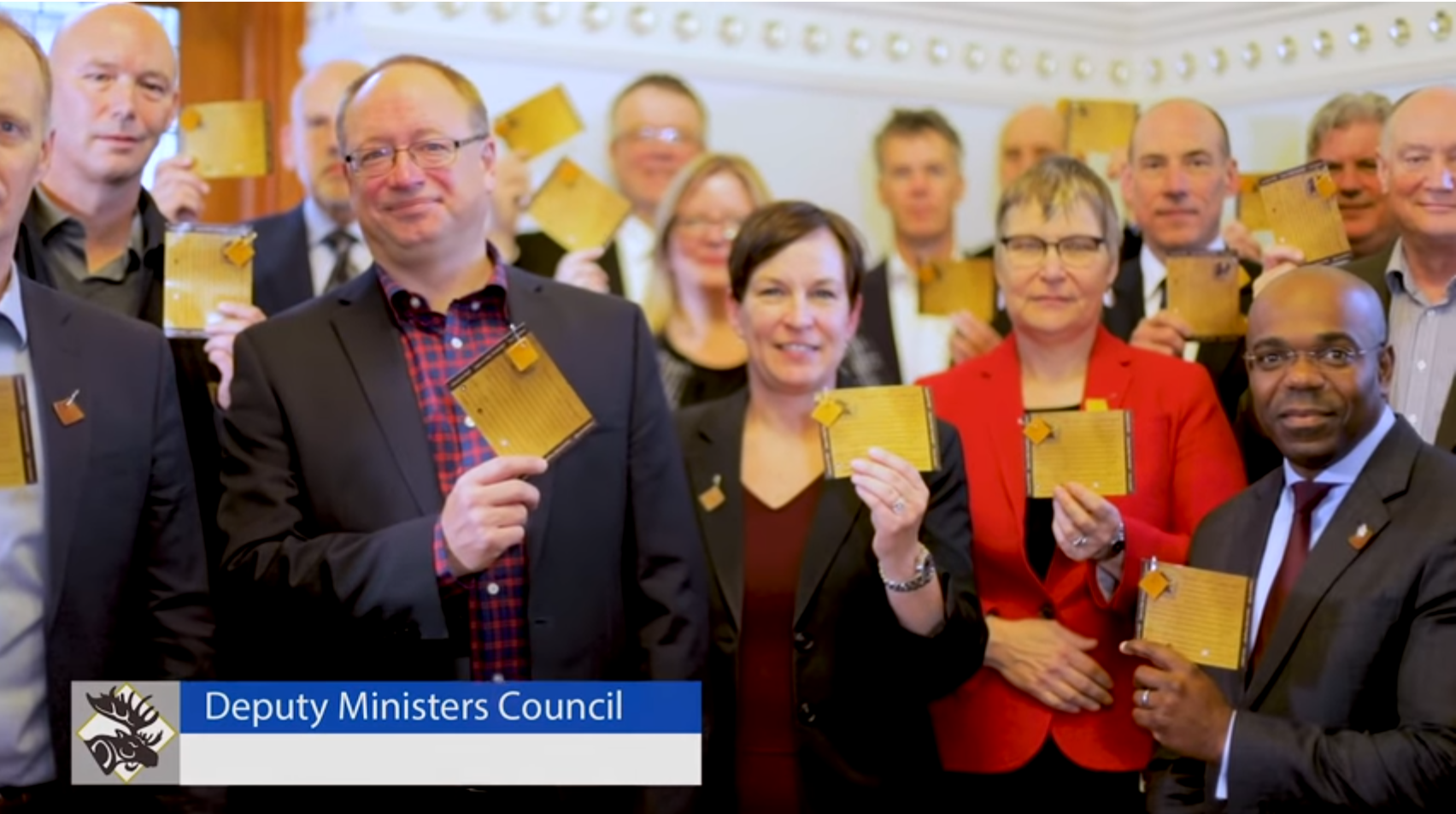BC Provincial Deputy Ministers Council